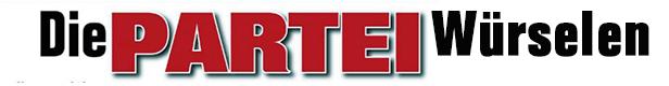 Die PARTEI Würselen Logo